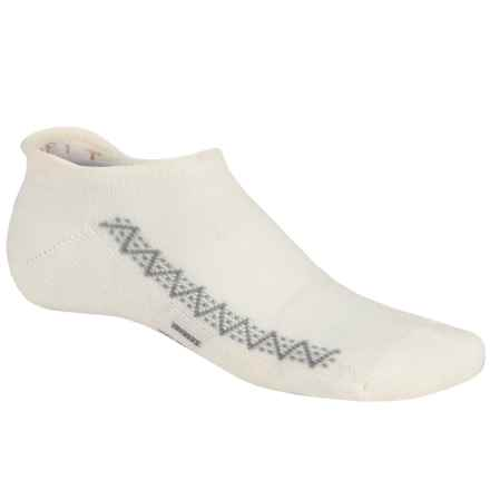 Point6 Active Life Socks - Merino Wool, Below-the-Ankle (For Men) in White - Closeouts