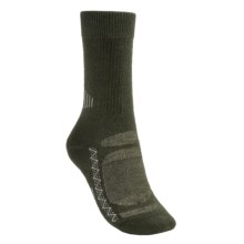 Point6 Active Medium Cushion Socks - Merino Wool (For Women) in Olive - Closeouts