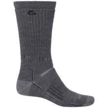 Point6 Boot 1806 Socks - Merino Wool, Mid Calf (For Men) in Gray - 2nds
