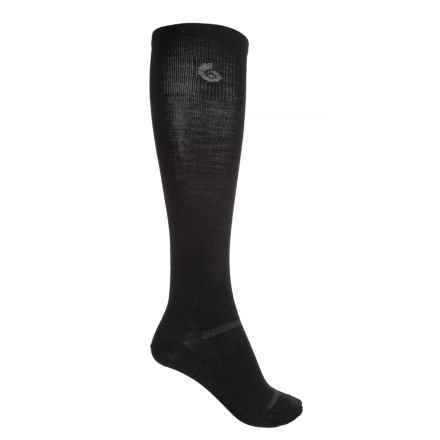 70f17acba2d97 Point6 Commander No-Cushion Socks - Merino Wool, Over the Calf (For Men