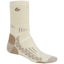 Point6 Hiking Tech Heavyweight Socks - Merino Wool, Mid-Calf (For Men) in Natural - Closeouts