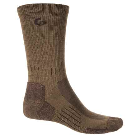 Point6 Tactical Liberty Socks - Merino Wool, Crew (For Men) in Coyote Brown - Closeouts