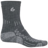Point6 Trekking Socks - Wool, Crew (For Men and Women)