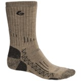 Point6 Trekking Tech Heavyweight Socks - Merino Wool, Crew (For Men and Women)