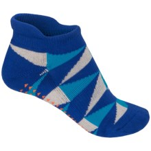 Pointe Studio Avalon Grip Socks - Below the Ankle (For Women) in Indigo - Closeouts