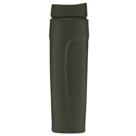 Polar Ergo Spectrum Insulated Water Bottle - 22 oz. in Olive - Closeouts