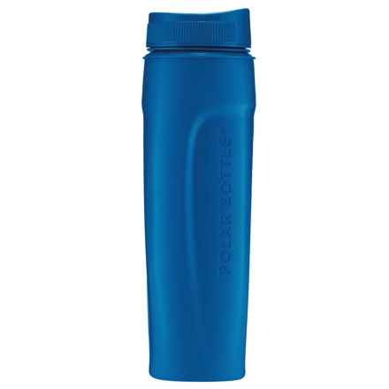 Polar Ergo Spectrum Insulated Water Bottle - 22 oz. in Royal - Closeouts
