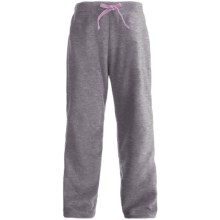 Polar Fleece Pants (For Girls) in Grey - 2nds