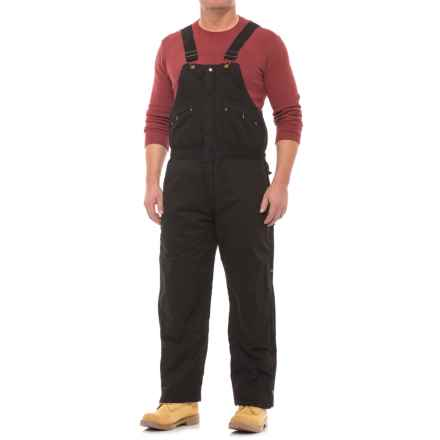 Polar King Bib Overalls - Insulated (For Men) in Black - Closeouts