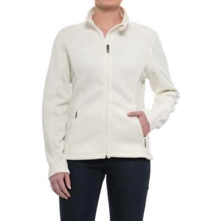 Polar King of Keys Key Marmaton Work Jacket (For Women) in Marshmallow - Closeouts