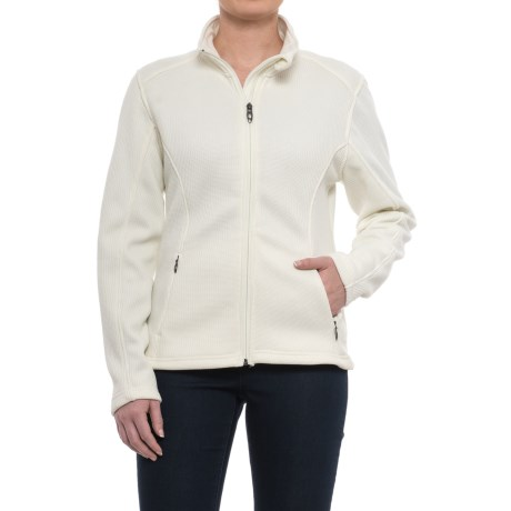 Polar King of Keys Key Marmaton Work Jacket (For Women) in Marshmallow