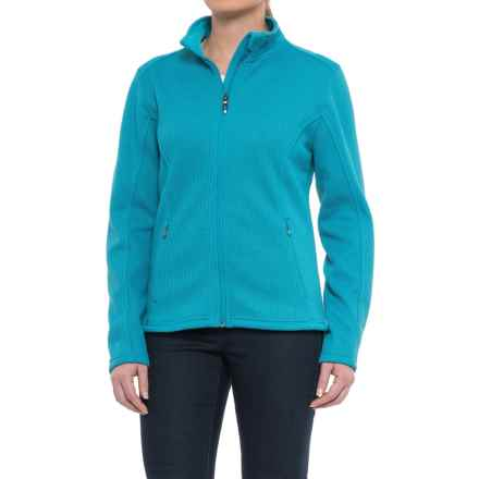 Polar King of Keys Key Marmaton Work Jacket (For Women) in Turquoise - Closeouts