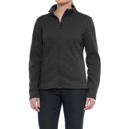Polar King of Keys Polar King by Key Marmaton Work Jacket (For Women) in Black - Closeouts