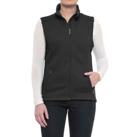 Polar King of Keys Polar King by Key Marmaton Work Vest (For Women) in Black - Closeouts