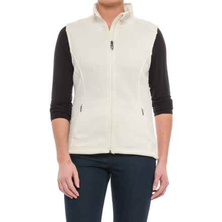 Polar King of Keys Polar King by Key Marmaton Work Vest (For Women) in Marshmallow - Closeouts