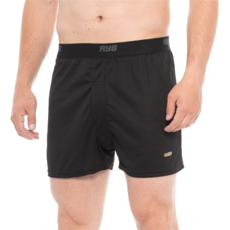 Polarmax Black AYG Better Boxers (For Men) in Black