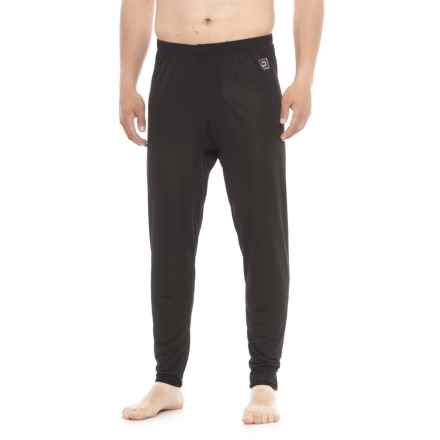 Polarmax Fly Base Layer Bottoms (For Men) in Black - Closeouts