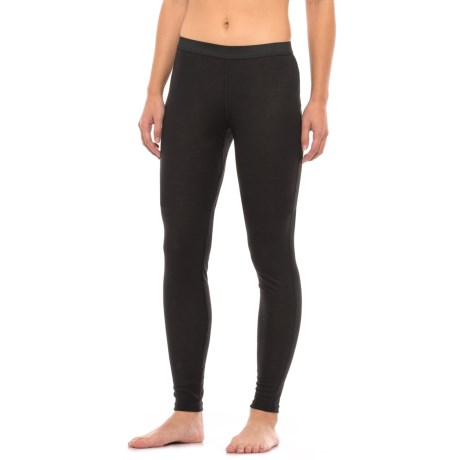 Polarmax Lightweight Base Layer Pants (For Women) in Black