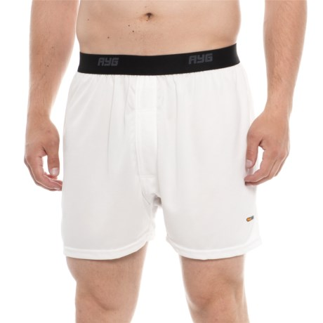 Polarmax White AYG Better Boxers (For Men) in White