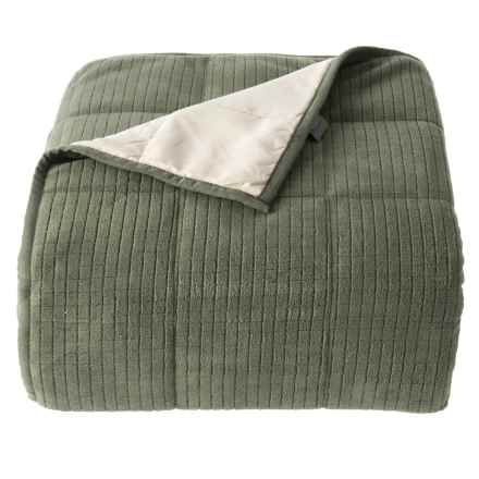 Polartec Ivy Down Alternative Blanket - King in Ivy - Closeouts
