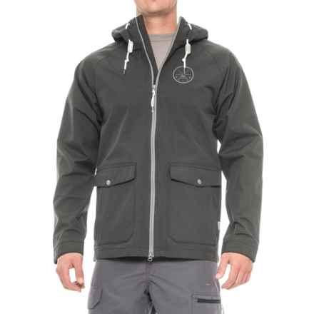 Poler 2.5L Vagabond Jacket - Waterproof (For Men) in Black - Closeouts