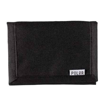 Bi- Wallet in Black - Closeouts