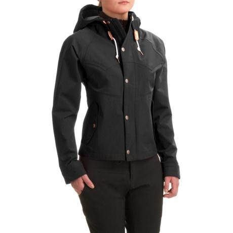 Poler Birch Jacket - Waterproof (For Women) in Black