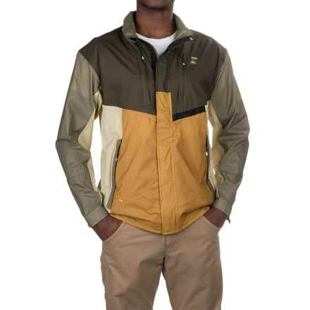 Poler Breezy Jacket (For Men) in Almond - Closeouts