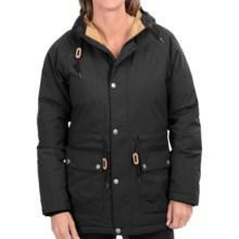Poler Cedar Down Parka - Waterproof, 550 Fill Power (For Women) in Black - Closeouts