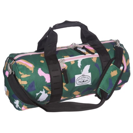 Poler Classic Carry-On 20L Duffel Bag in Treetop Camo