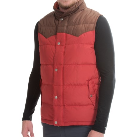 Poler Guide Down Vest 550 Fill Power (For Men)