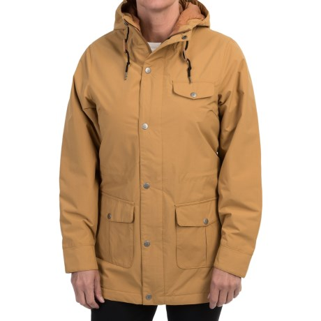 Poler Juniper 2L Jacket Waterproof, Insulated (For Women)