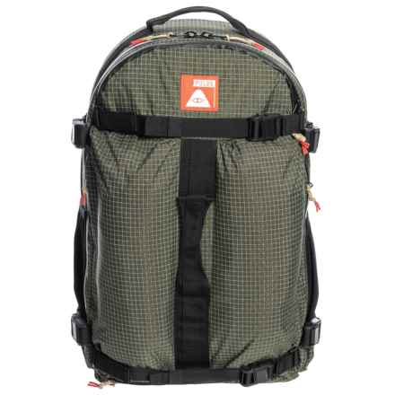 Orange Label 29L Camera Backpack in Forest - Closeouts