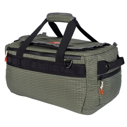 27125422c8 Poler Orange Label Duffel Bag - Small in Forest - Closeouts