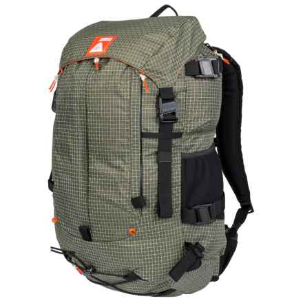 Orange Label Rucksack in Forest - Closeouts
