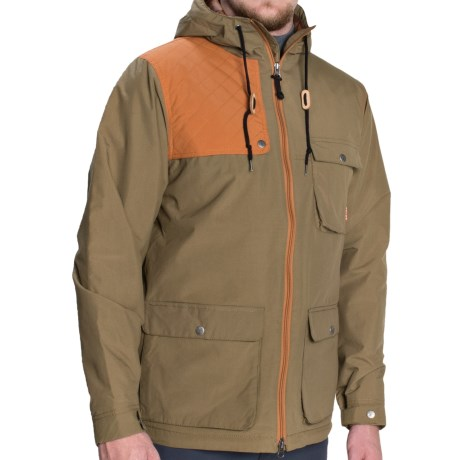 Poler Outpost 2L Jacket Waterproof, Insulated (For Men)