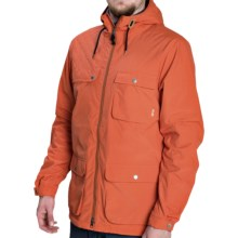 Poler Outpost Jacket - Waterproof, Insulated (For Men) in Burnt Orange - Closeouts