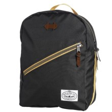 Poler Stuff Drifter Backpack - Laptop Sleeve, Leather Trim in Black - Closeouts