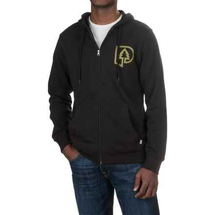 TL Cyclops Hoodie (For Men) in Black - Closeouts
