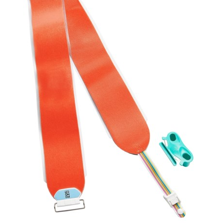 Pomoca Free Ready2climb Ski Climbing Skins - 100mm in Orange