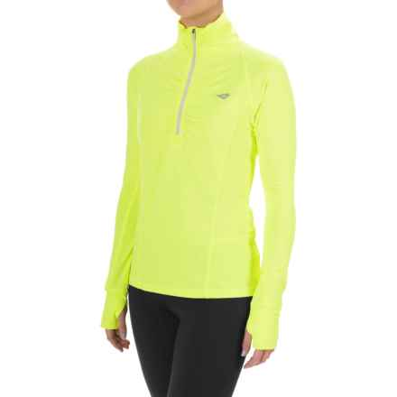 PONY Fashion Jacket - Zip Neck (For Women) in Yellow Ray - Closeouts