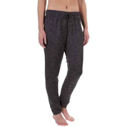 PONY Fashion Slim Fit Joggers (For Women) in Charcoal - Closeouts