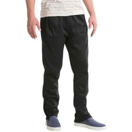 PONY Zip Pocket Pants (For Men) in Black/Shadow Grey - Closeouts