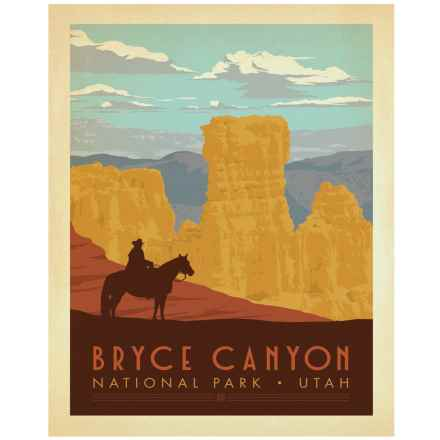 "Portfolio Arts Group Bryce Canyon National Park Print - 16x20"" in See Photo - Closeouts"