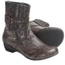 Portlandia Quest Boots - Leather (For Women) in Grey Vintage - Closeouts