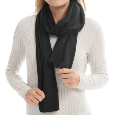 Portolano Cashmere Scarf For Men and Women