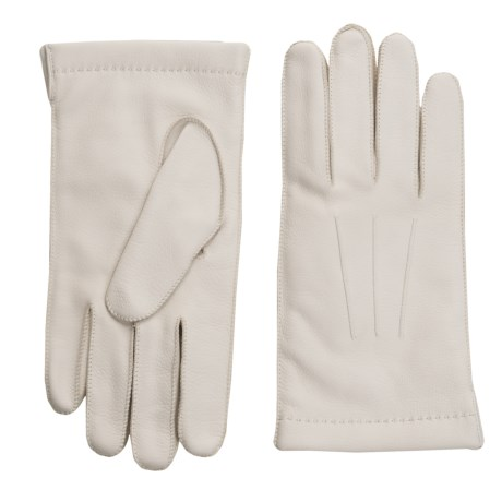 Portolano CL Deerskin Gloves - Cashmere Lined (For Men)