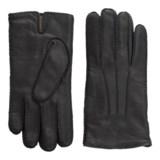 Portolano Handsewn Deerskin Gloves - Cashmere Lined (For Men)