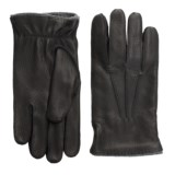 Portolano Rock-Sewn Deerskin Gloves - Cashmere Lined (For Men)