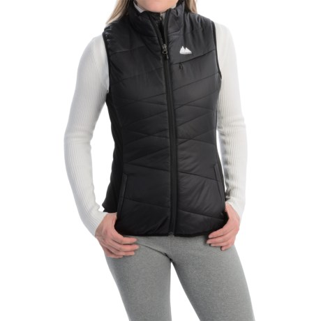 Powder River Outfitters Fitted Vest Insulated (For Women)